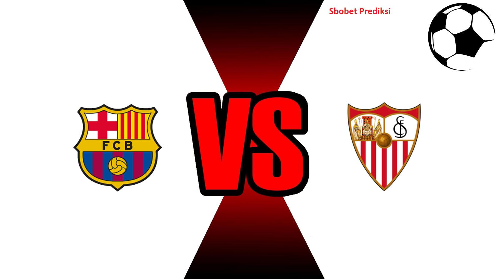 Prediksi Skor Bola Online Barcelona Vs Sevilla 21 Oktober 2018
