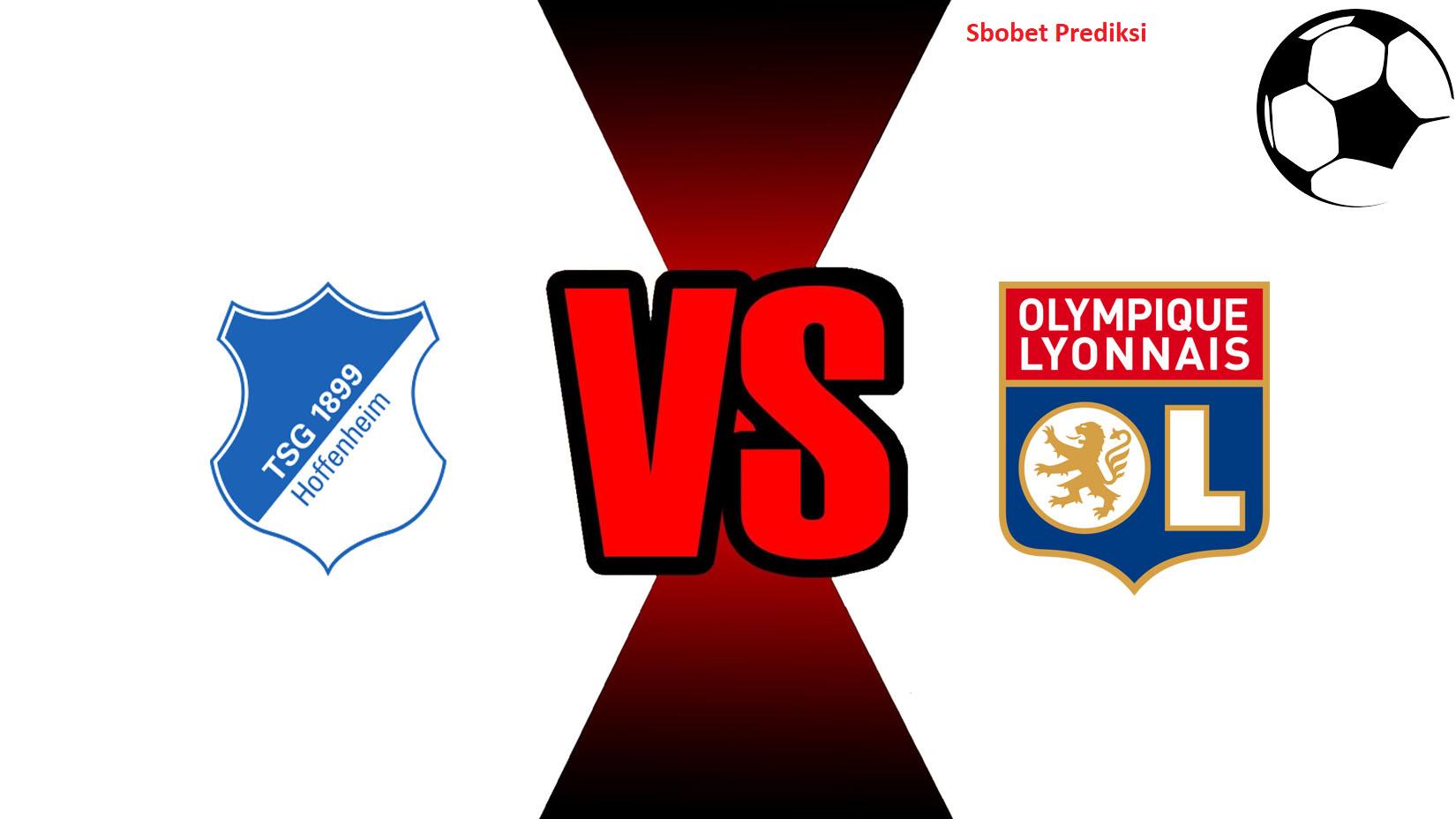 Prediksi Skor Bola Online Hoffenheim vs Lyon 24 Oktober 2018