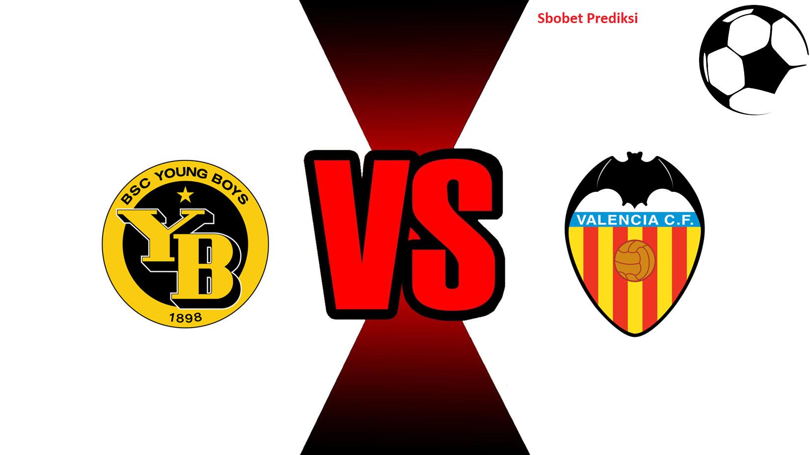 Prediksi Skor Bola Online Young Boys vs Valencia 23 Oktober 2018