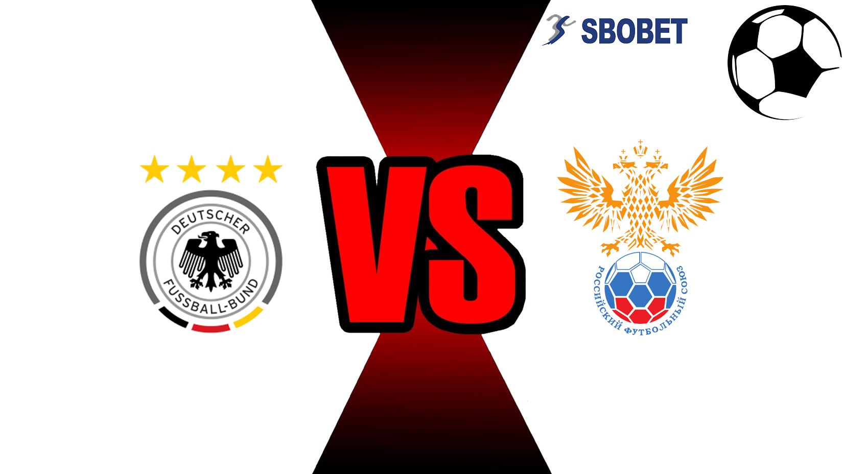 Prediksi Skor Bola Online Germany vs Russia 16 November 2018