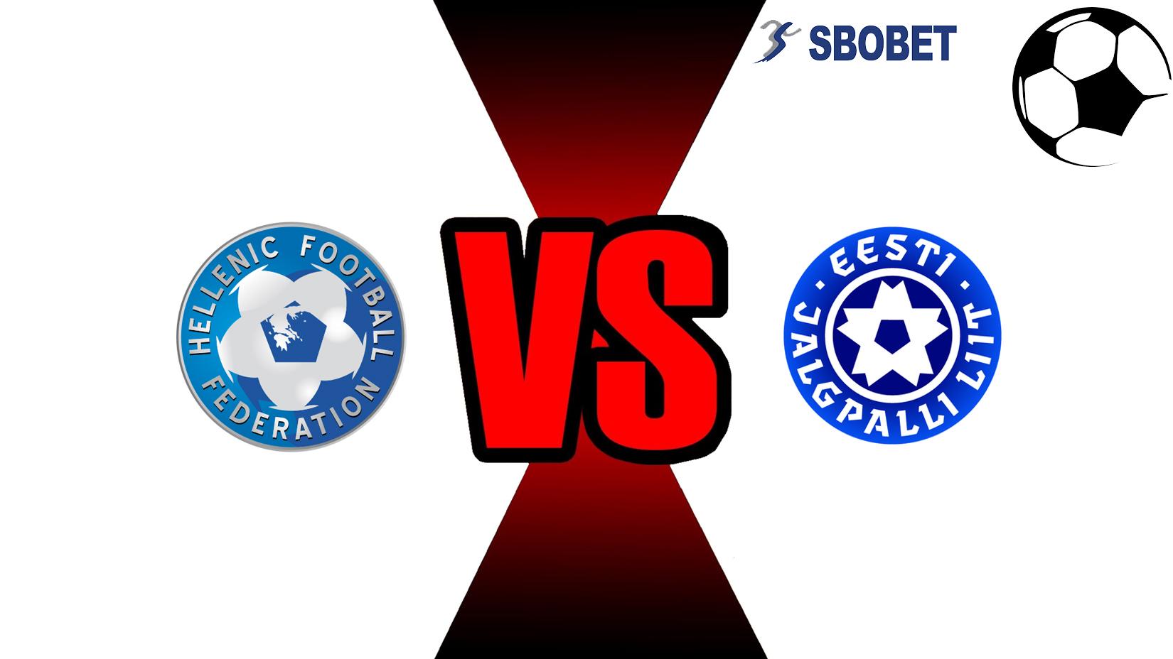 Prediksi Skor Bola Online Greece vs Estonia 19 November 2018