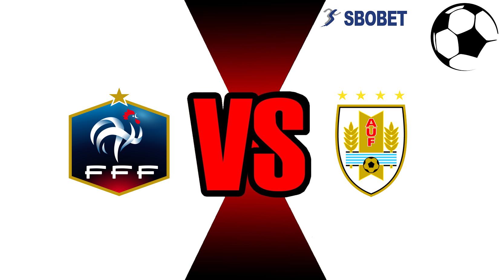 Prediksi Skor Bola Online Prancis Vs Uruguay 21 November 2018