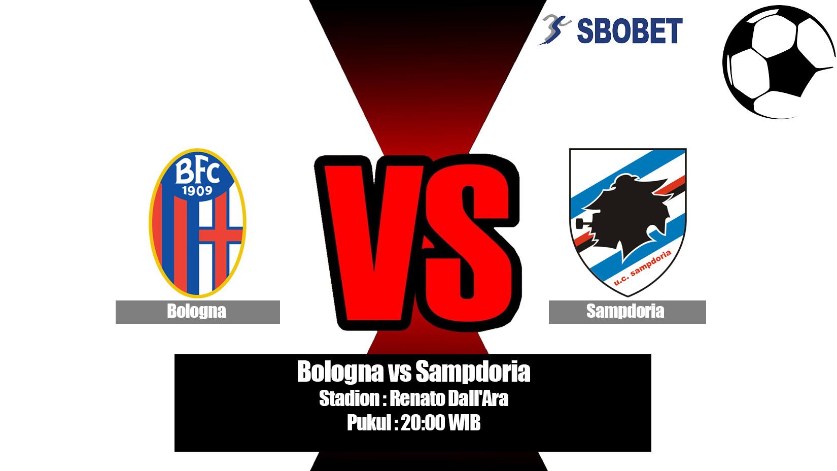 Prediksi Bola Bologna vs Sampdoria 20 April 2019