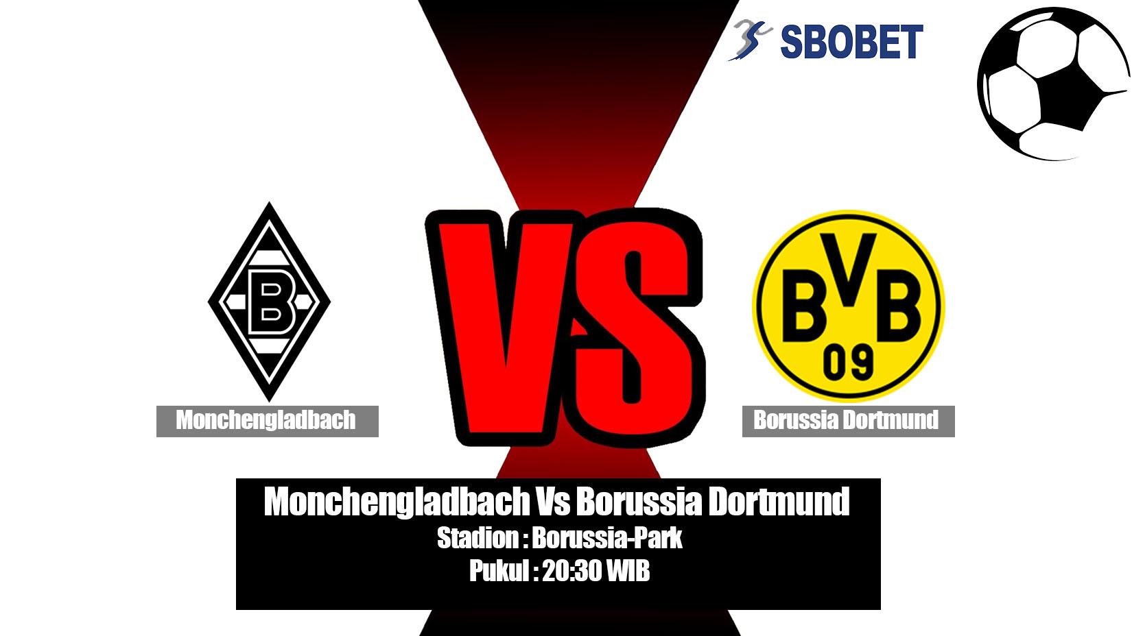 Prediksi Bola Borussia Monchengladbach Vs Borussia Dortmund 18 Mei 2019