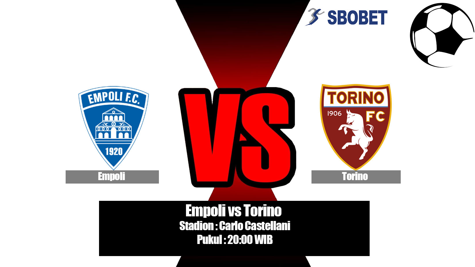 Prediksi Bola Empoli vs Torino 19 Mei 2019