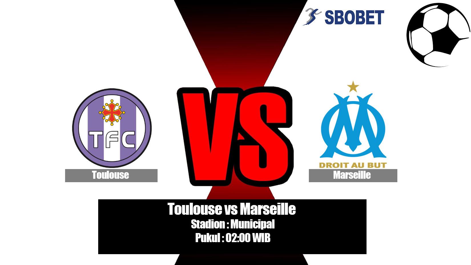 Prediksi Bola Toulouse vs Marseille 19 Mei 2019