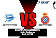 Prediksi Deportivo Alaves Vs Espanyol 25 Agustus 2019
