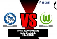 Prediksi Hertha BSC Vs Wolfsburg 25 Agustus 2019