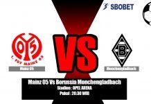 Prediksi Mainz 05 Vs Borussia Monchengladbach 24 Agustus 2019