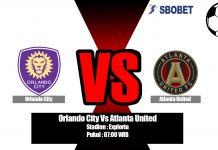 Prediksi Orlando City vs Atlanta United 24 Agustus 2019