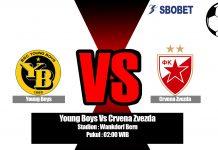 Prediksi Young Boys Vs Crvena Zvezda 22 Agustus 2019