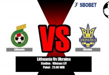 Prediksi Lithuania Vs Ukraina 07 September 2019