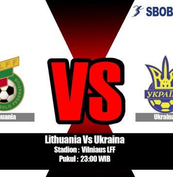 Prediksi Lithuania Vs Ukraina 07 September 2019
