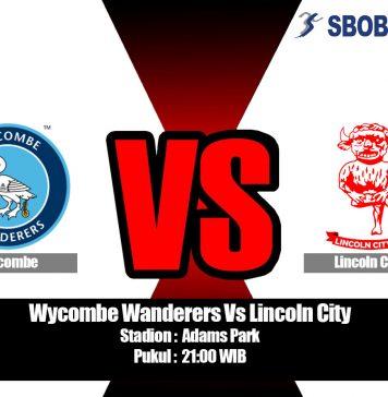 Prediksi Wycombe Wanderers Vs Lincoln City 07 September 2019